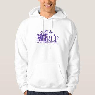 RLF Signature Logo Men's Basic Hooded Sweatshirt