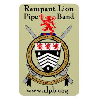 RLPB Crest  Magnet 4X6 - w/URL 1