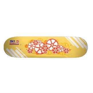 RLS Hawaiian Valve Skateboard