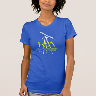 RMA Logo Ladies Astronomy T-Shirt