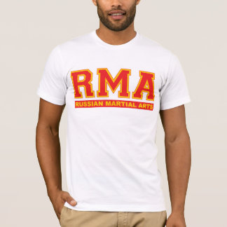 RMA Russian Martial Arts T-shirt