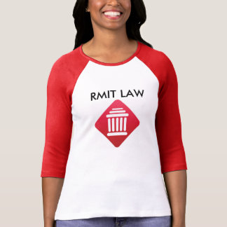 RMIT LAW T-shirt