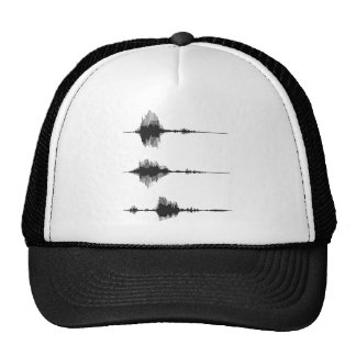RMR Sound Waves Cap