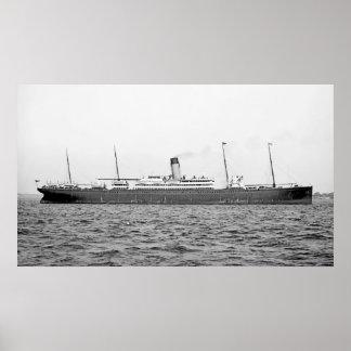 RMS Arabic II Poster