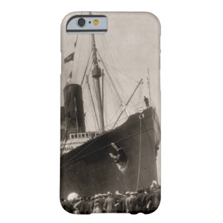RMS Lusitania arrives New York City 1907 Barely There iPhone 6 Case