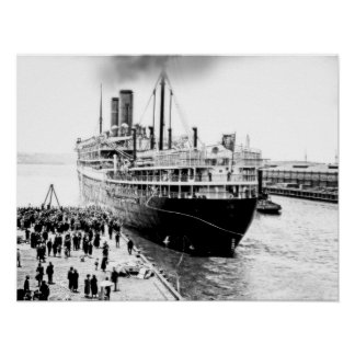 RMS Orama Poster