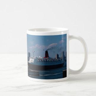 RMS Queen Elizabeth II ocean liner Mug