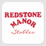 RMS Stable Sticker