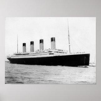 RMS Titanic Poster