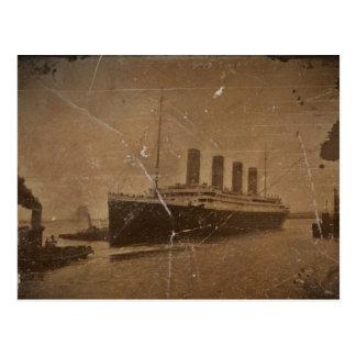 RMS Titanic Southhampton Postcard