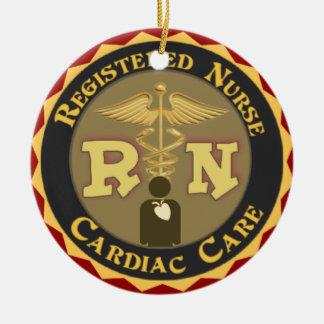 RN CARDIAC CARE CCU CHRISTMAS ORNAMENT NURSE