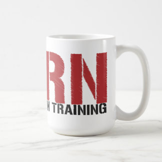 RN in Training (Nursing Student) Coffee Mug