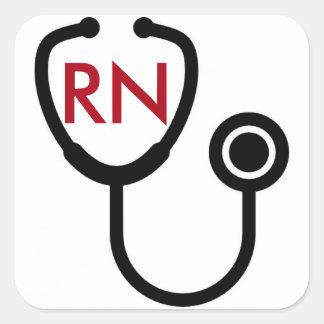 RN sticker