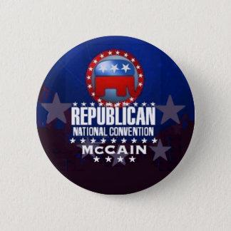 RNC  McCain Button