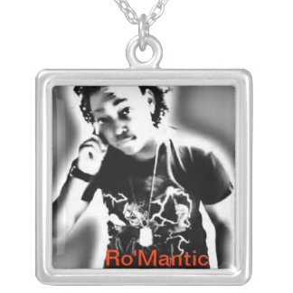 Ro close to my heart necklace
