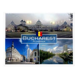 RO - România - Bucharest - Postcard