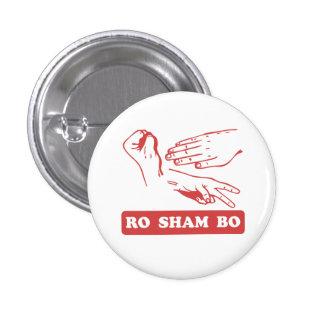 Ro Sham Bo Buttons