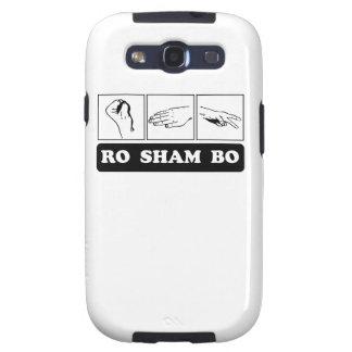 Ro Sham Bo Galaxy S3 Covers