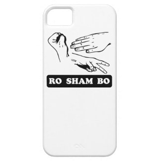 Ro Sham Bo Cover For iPhone 5/5S