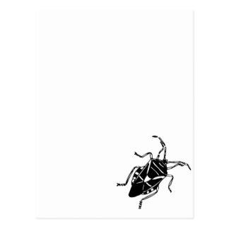 Roach/Bug Postcard