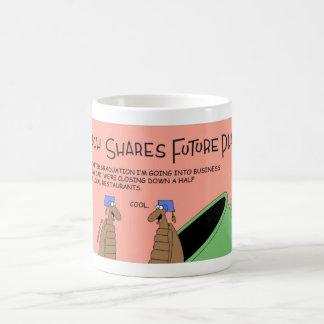 Roach has future plans coffee mug