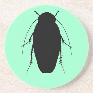 Roach Illustration Coaster