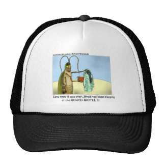 Roach Infidelity Funny Gifts Tees Collectibles Mesh Hat