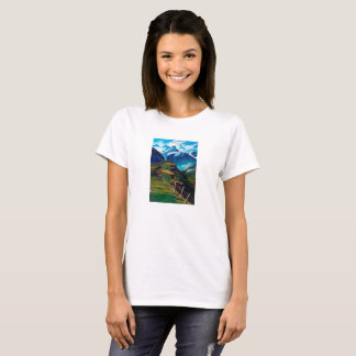 Road 2 to Alps T-Shirt
