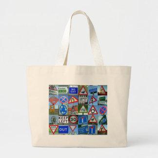 road tote bags