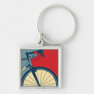 Road Bike keychain
