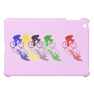 Road Bike Road Racing Cycling iPad Mini Cases