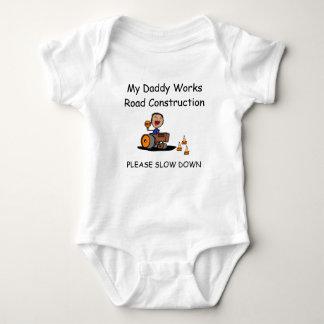 Road Construction Worker Tshirt