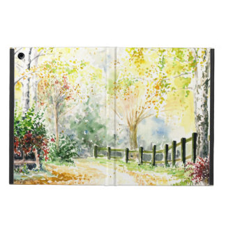 Road Cover For iPad Air