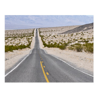 Road Death Valley Postcard
