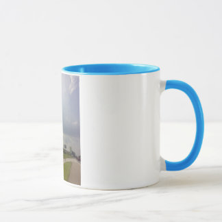 Road Intersection Mug