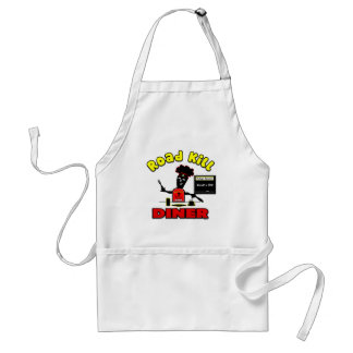 Road Kill Diner Gifts and Apparel Aprons