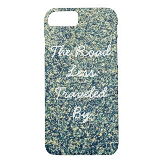 Road Less Traveled By iPhone 7 Case