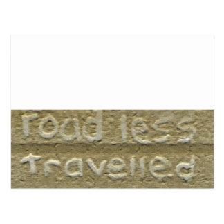 Road Less Travelled 'Tailgate Talk' Postcard