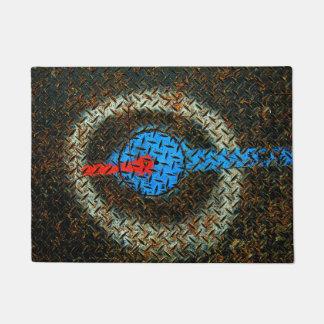 Road Marking Paint Doormat
