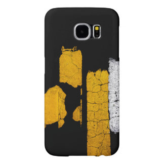 Road Paint - Cool and Modern Samsung Galaxy S6 Cases