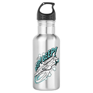 "ROAD RUNNER™ ""BEEP BEEP!"" Halftone 532 Ml Water Bottle"
