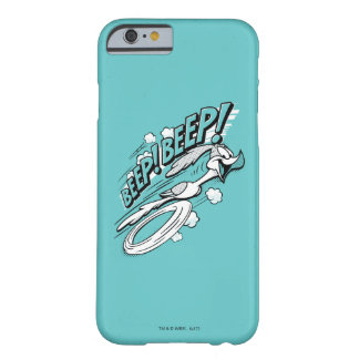 """ROAD RUNNER™ """"BEEP BEEP!"""" Halftone Barely There iPhone 6 Case"""