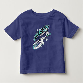 "ROAD RUNNER™ ""BEEP BEEP!"" Halftone Toddler T-Shirt"