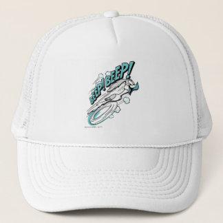 """ROAD RUNNER™ """"BEEP BEEP!"""" Halftone Trucker Hat"""