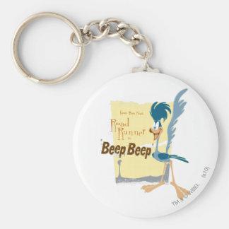 ROAD RUNNER™ Beep, Beep Key Ring
