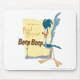 ROAD RUNNER™ Beep, Beep Mouse Pad