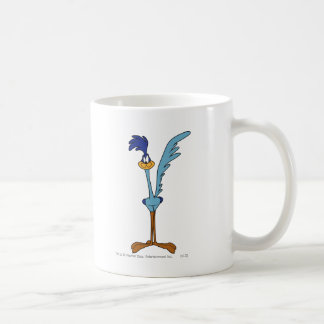 ROAD RUNNER™ in Color Basic White Mug