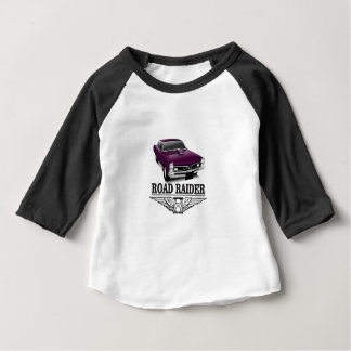 road runner purple baby T-Shirt