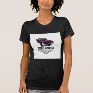 road runner purple T-Shirt
