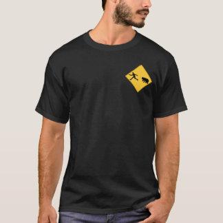 Road Sign- Bear T-Shirt
